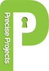 Precise Projects Logo